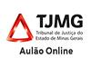 Aulão Online TJ MG - Tribunal de Justiça de Minas Gerais