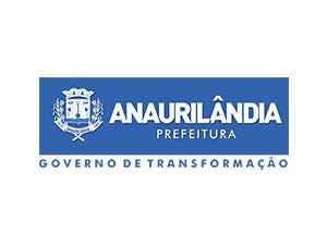 Anaurilândia/MS - Prefeitura Municipal
