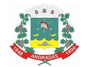 1814 - Andradas/MG - Prefeitura Municipal