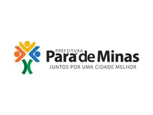 Pará de Minas/MG - Prefeitura Municipal