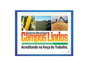 Campos Lindos/TO - Prefeitura