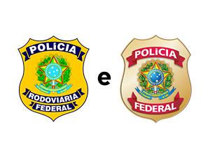 Combo: PF - Polícia Federal + PRF - Polícia Rodoviária Federal - Pré-edital