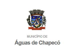 Águas de Chapecó/SC - Prefeitura Municipal