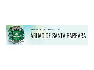 Águas de Santa Bárbara/SP - Prefeitura