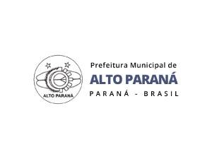 Alto Paraná/PR - Prefeitura Municipal