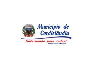 Cordislândia/MG - Prefeitura Municipal