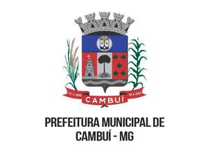 Cambuí/MG - Prefeitura Municipal (Curso Completo)
