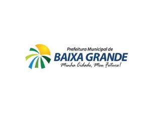 Baixa Grande/BA - Prefeitura Municipal