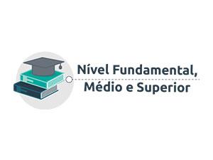 Curso Online para Concursos de Nível Fundamental, Médio e Superior