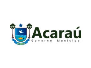 Acaraú/CE - Prefeitura Municipal