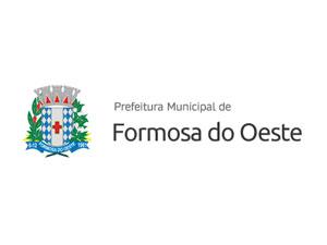 Formosa do Oeste/PR - Prefeitura Municipal