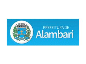 Alambari/SP - Prefeitura Municipal